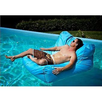 Grote pool zitzak indoor outdoor lounge bank floating chair 15 kleuren beschikbaar