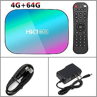 Hk1 box android 9.0 s905x3 amlogic tv box 8k hd usb 3.0 1000m ethernet dual wifi 2.4g 5g bt 4.0 smart tvbox android hk1 box