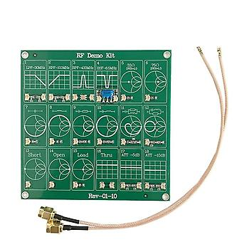 Rf Demo Kit For Board Vector Network Test Filter Network Analyzers Electrical