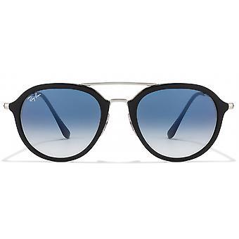 Ray-Ban Grey Bronze-Copper Sunglasses RB4253-62923F-50