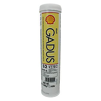 Shell 550028024  Gadus S2 V220 2 400Gm Hp Extreme Pressure Multipurpose Grease