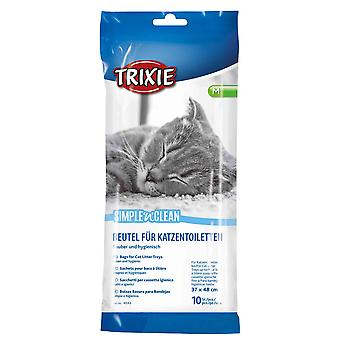 Trixie Cat Litter Tray Liners (Förpackning om 10)