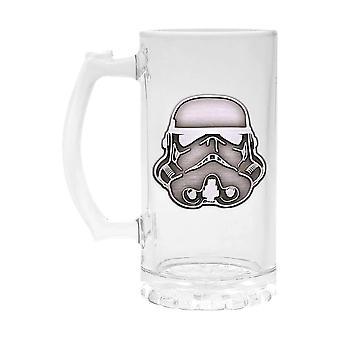 Original Stormtrooper Glass Stein
