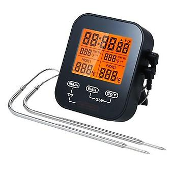 Digital Food Thermometer und Timer Wireless Meat Temperature Probe Thermomter