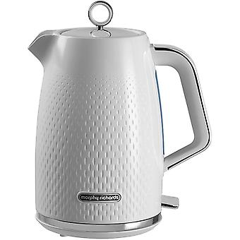 DZK 103012 Verve Electric Kettle, 1.7 liters, White