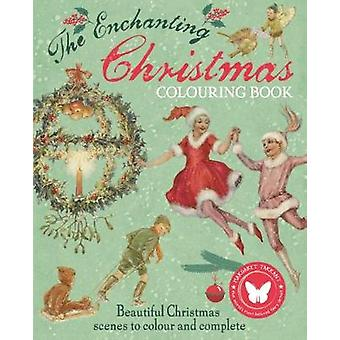 The Christmas Colouring Book Colouring Books