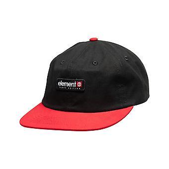 Element Tokyool Cap en Flint Black