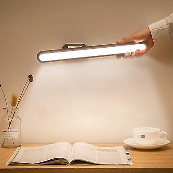 FengChun LED Streifen Licht, unter Schrank Licht, USB wiederaufladbare Leselichter mit Batterie,