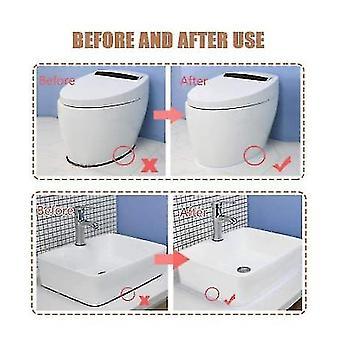 Ruban anti-fuite Pe Auto-adhésif ruban d'étanchéité décoratif pour la cuisine et la salle de bains