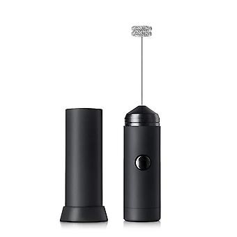 Electric Milk Frother, Egg Foam Coffee Maker For Cappuccino, Food Blender,