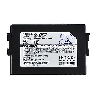 Cameron Sino Pdt8000 Battery Replacement For Symbol Barcode Scanner