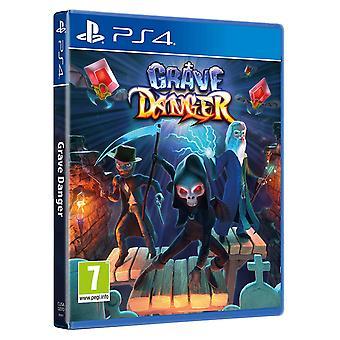 Σοβαρός κίνδυνος PS4 παιχνίδι