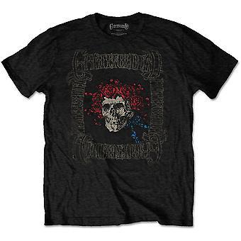 Grateful Dead - Bertha with Logo Box Men's Large T-Shirt - Black
