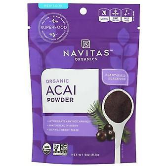 Navitas Naturals Acai Powder, 4 Oz