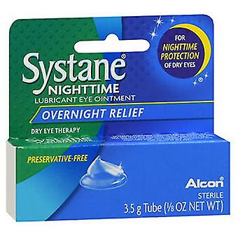 Systane Systane Nighttime Lubricant Eye Ointment, 3.5 gm