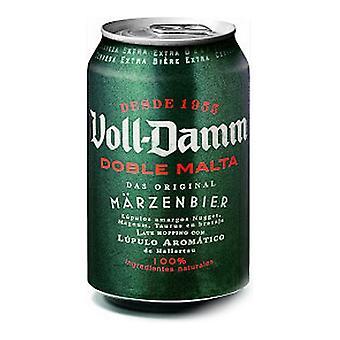 Øl Voll Damm (33 cl)