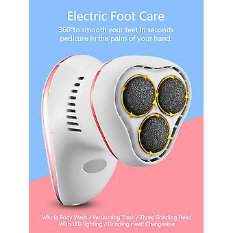 Electric Foot Pedicure Foot Care Tool Grinder Exfoliator Machine Feet  Grinding|Foot Care Tool