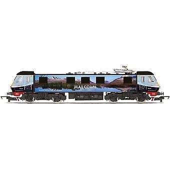 הורנבי מלקולם רכבת 90 בו-בו 90024 רכבת כחולה