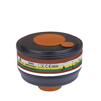 Delta Plus Vol gelaatsmasker 4x filterpatroon A2-B2-E2-K2-HG-P3