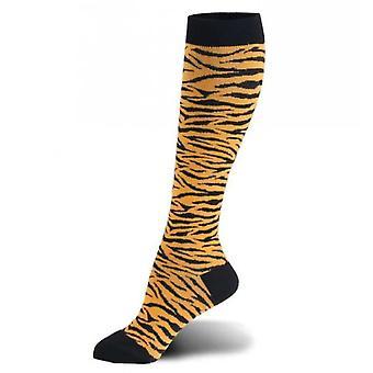 3pcs Women's Sports Compression Stockings Nurse Stockings(Color12)