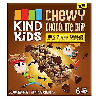 Kind Kids Chewy Chocolate Chip Granola Bars