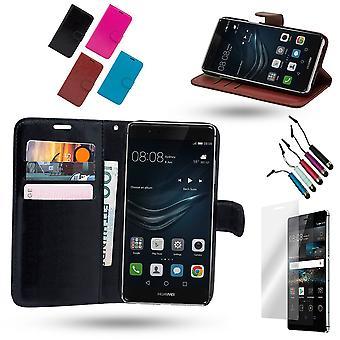 Huawei Honor 8-lederen draagtas/hoes