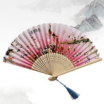Das Palastmuseum Chinesische Kultur Schöpfung Geschenk Bambus Fan