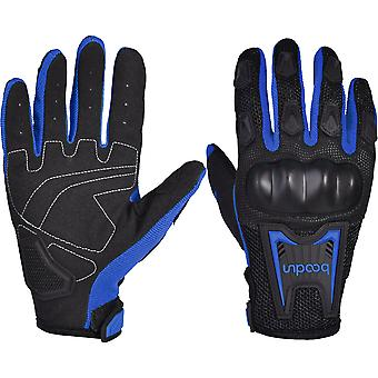 Four Seasons Men's And Women's Motorcycles Bicycles Riding Gloves Fitness Riding Breathable Protection Cocoon Prevention And Shock Absorption