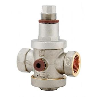 """Female Water Pressure Reducer Reduction Piston Operated Valve 1 1/4"""" Inch BSP"""