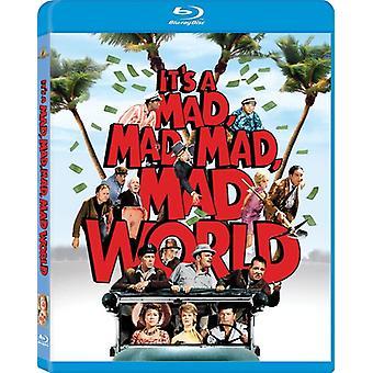 It's a Mad Mad Mad Mad World [BLU-RAY] USA import