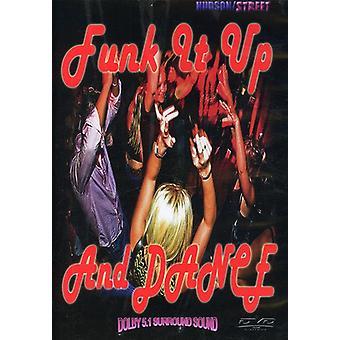 Funk It Up & Dance [DVD] USA import