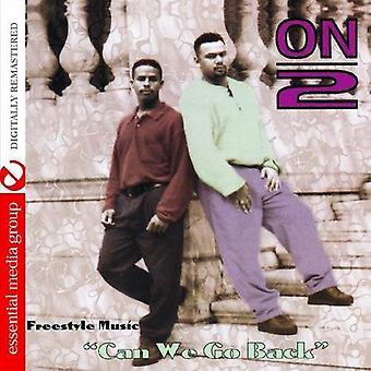 Auf 2 - kann wir Go Back [CD] USA importieren