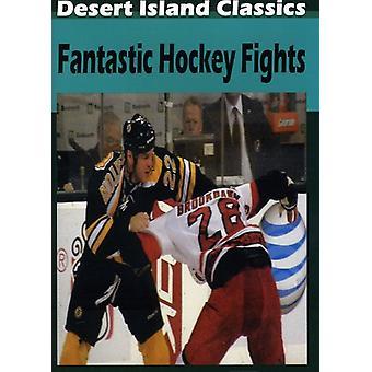 Fantastic Hockey Fights [DVD] USA import