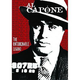 Al Capone: The Untouchable Leg [DVD] USA import