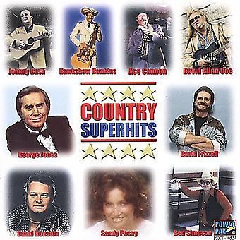 Country Superhits - Country Superhits [CD] USA import