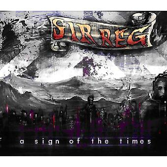 Sir Reg - Sign of the Times [CD] USA import