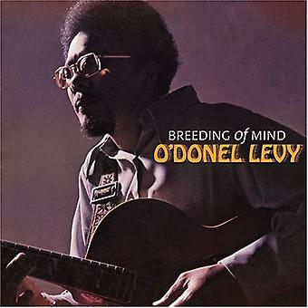 O'Donel Levy - Breeding of Mind [CD] USA import