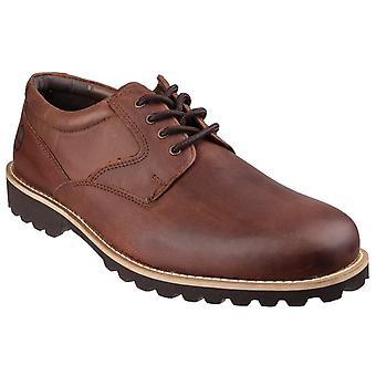 Cotswold Mens Tuffley shoe Brown