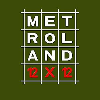Metroland - 12 X 12 [CD] USA import