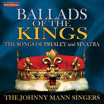 Johnny Mann - Ballads of the Kings: Songs of Presley [CD] USA import