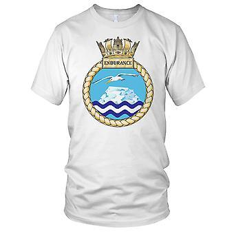 Royal Navy HMS Endurance-Herren-T-Shirt
