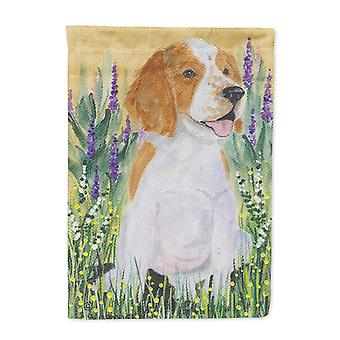 Carolines Treasures  SS8219-FLAG-PARENT Welsh Springer Spaniel Flag