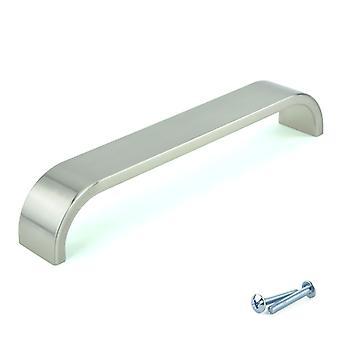 M4TEC Bow Kitchen Cabinet Door Handles Cupboards Drawers Bedroom Furniture Pull Handle Stainless Steel. T7 series