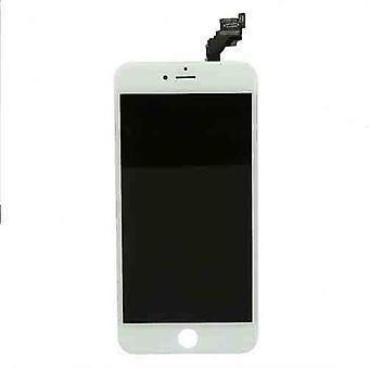 組み立て済み iPhone 6 プラス画面ホワイト含まれていますすべてのパーツ + 無料修理キット