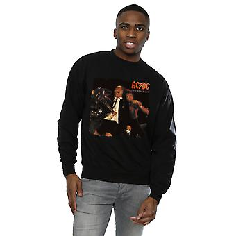 AC/DC Men's If You Want Blood Sweatshirt