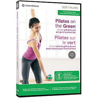 Pilates on the Green Level 2 (Eng/Fre) [DVD] USA import