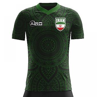 2020-2021 Iran Al treilea concept de fotbal Shirt (Copii)