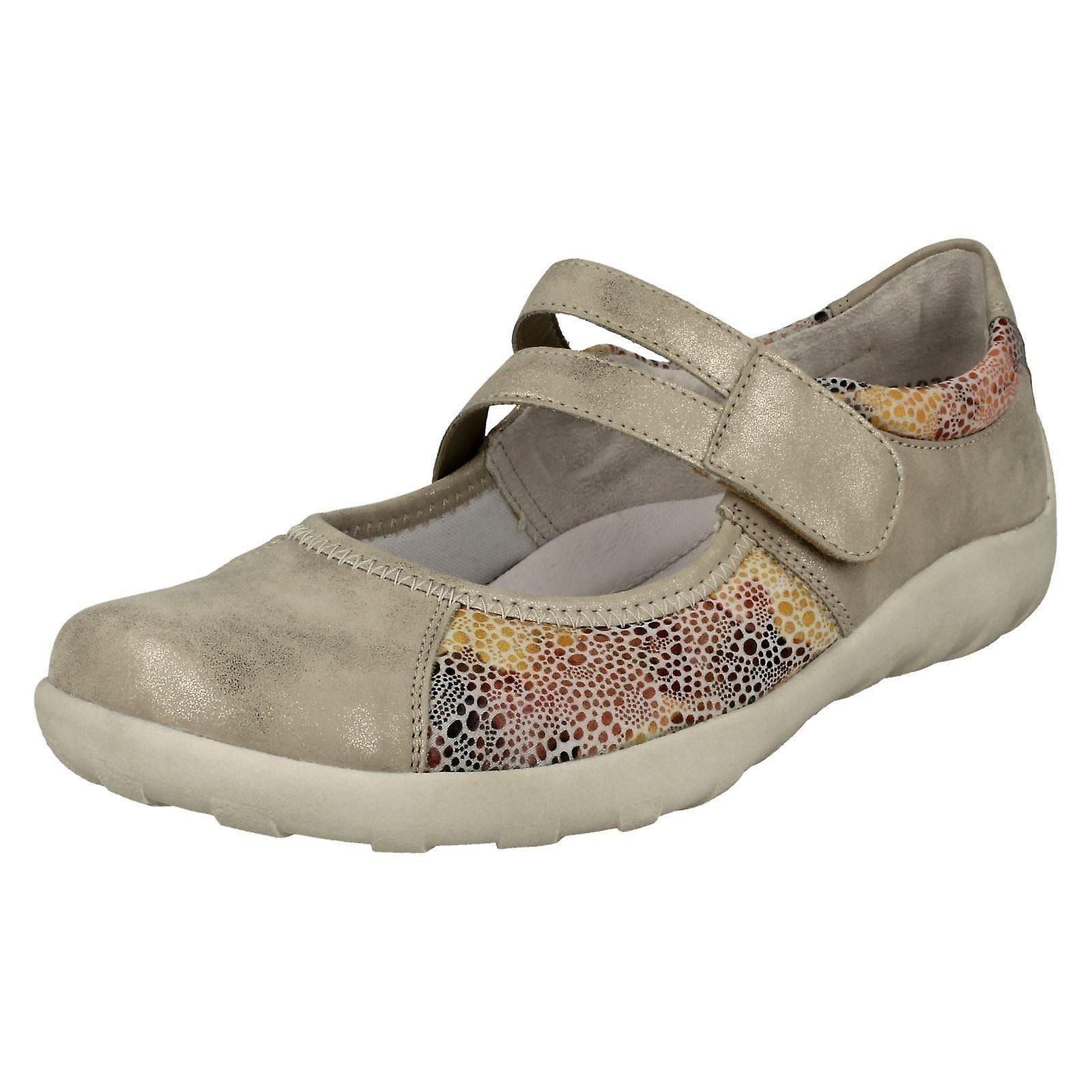 Ladies Remonte Flat Casual Shoes R3510 wFTxm