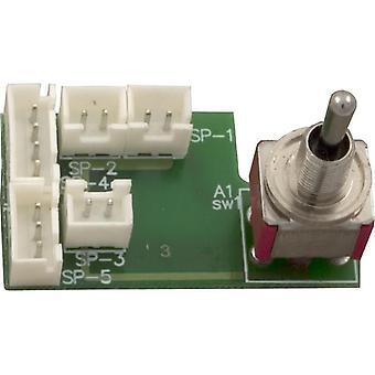 Pentair 270078 Platine mit Schalter für ComPool Ventilantrieb