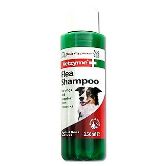 Vetzyme Insecticidal Shampoo for Dogs and Puppies, 250 ml